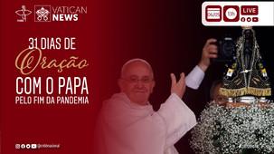 Santuário de Aparecida (SP) se prepara para participar da maratona de 31 dias de oração