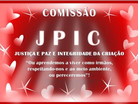 Comissão JPIC: Justiça e paz e integridade da criação