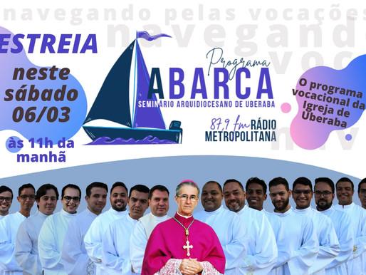 Seminário Arquidiocesano de Uberaba estreia programa na Rádio Metropolitana
