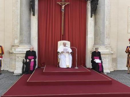 Audiências gerais do Papa estão suspensas durante o mês de julho