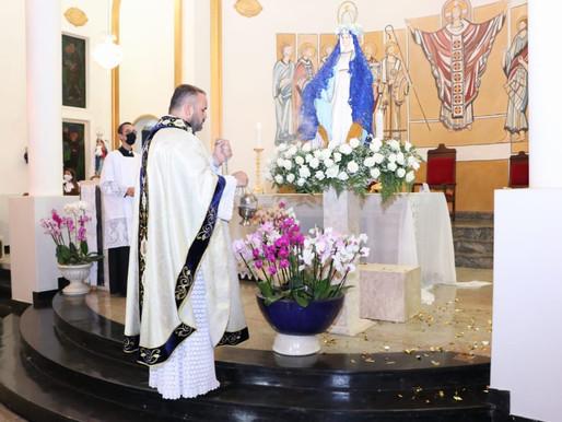 Festa em Louvor à Nossa Senhora da Medalha Milagrosa - Paróquia São Miguel Arcanjo, Nova Ponte/MG