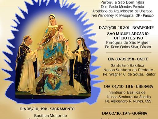 Novena em Louvor à Nossa Senhora do Rosário