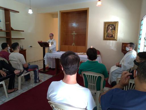 Abertura do ano formativo do Seminário Arquidiocesano de Uberaba