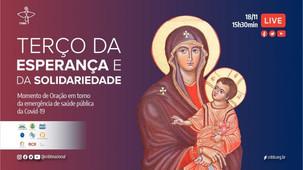 Terço da Esperança e da Solidariedade desta quarta-feira será no Santuário de Bom Jesus da Lapa