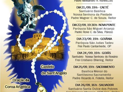 Novena de São Miguel Arcanjo e de Nossa Senhora do Rosário