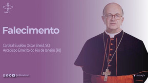 Faleceu o Cardeal Eusébio Oscar Scheid, Arcebispo Emérito do Rio de Janeiro (RJ)