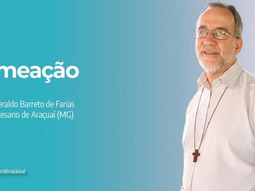 Papa Francisco nomeia bispo para a diocese de  Araçuaí, em Minas Gerais