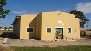 Energia solar na Paróquia Santos Reis, em Araxá/MG