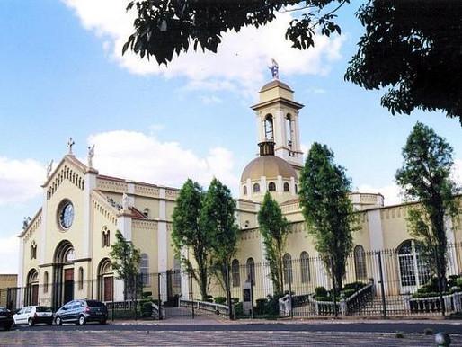 Santa Missa marca o dia da Consciência Negra, no Santuário Basílica de N. Sra. Abadia, em Uberaba