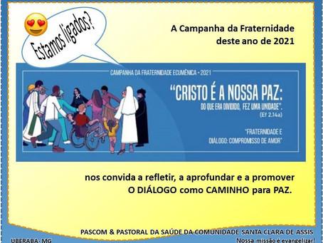 Comunidade Santa Clara, em Uberaba, realiza ação de cooperação fraterna