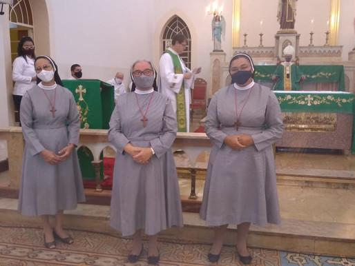 Irmãs Servas do Senhor assumem a gestão da Casa da Criança e Lar dos Idosos Pio XII, em Frutal
