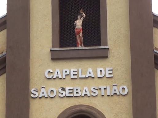 Delta reforma Capela de São Sebastião