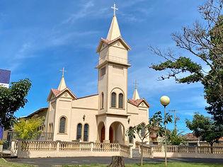 Paróquia Santo Antônio de Pádua - Araxá.
