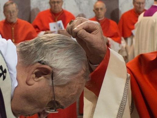 Quaresma: tempo de fé e esperança para viver a crise, afirma o Papa