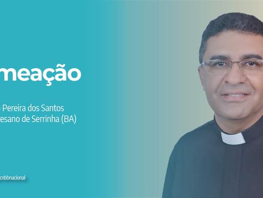 Dom Ottorino se despede e Dom Helio Pereira dos Santos é nomeado bispo de Serrinha