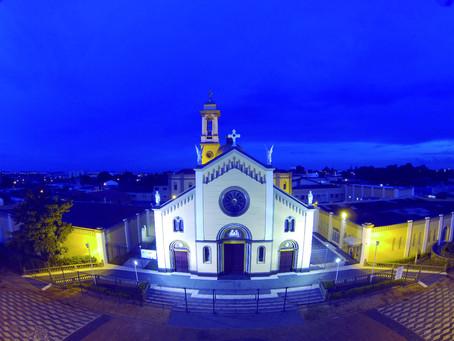 Santuário D'Abadia recebe o título de Basílica