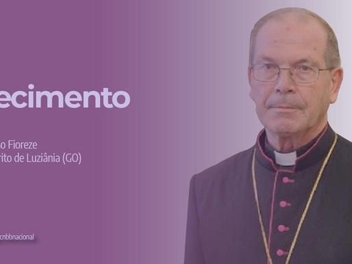 Faleceu no sábado, 6 de fevereiro, o Bispo-Emérito de Luziânia (GO), Dom Afonso Fioreze