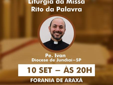 LIVE Liturgia da Missa, Rito da Palavra