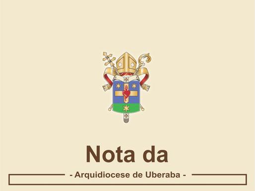 Paróquias de Conceição das Alagoas retomam celebrações eucarísticas presenciais