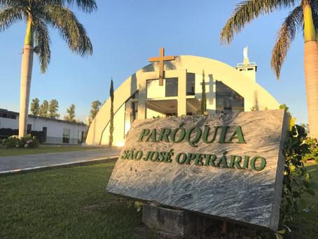 Paróquia São José Operário comemora Jubileu de Ouro em homenagem aos seus 50 anos