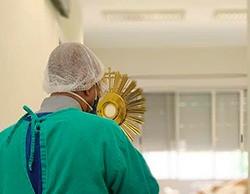 Visitas ao Hospital Regional levam esperança para pacientes em meio à pandemia