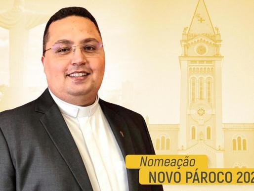 Nomeado novo Pároco da Paróquia de São Domingos de Gusmão - Araxá/MG