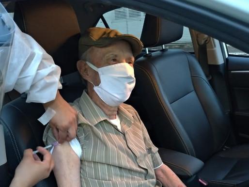 Segundo padre da Arquidiocese de Uberaba vacinado contra a Covid-19 é de Araxá/MG