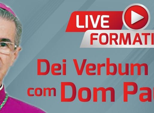 Live Formativa Dei Verbum com Dom Paulo 2ª Parte
