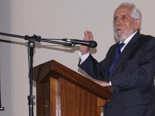 Morre, em Juiz de Fora (MG), o professor Luiz Alberto Gómez de Souza, referência na Igreja do Brasil