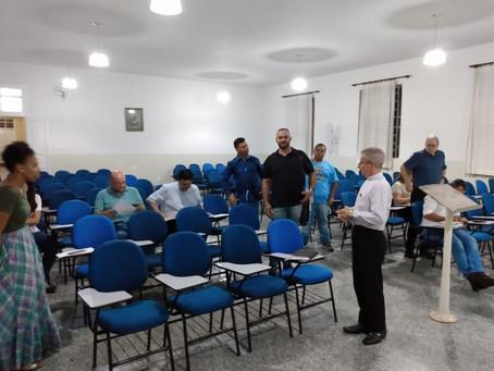 Arquidiocese de Uberaba realiza reunião do NAP - Núcleo Arquidiocesano de Pastoral