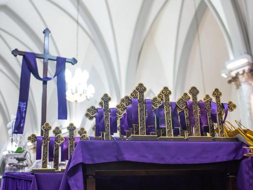 Paróquias da Arquidiocese de Uberaba realizam atividades quaresmais de forma diferente este ano