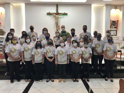 Renovação de Provisão Canônica da MECE e do CAP da Paróquia de Santos Reis - Araxá/MG