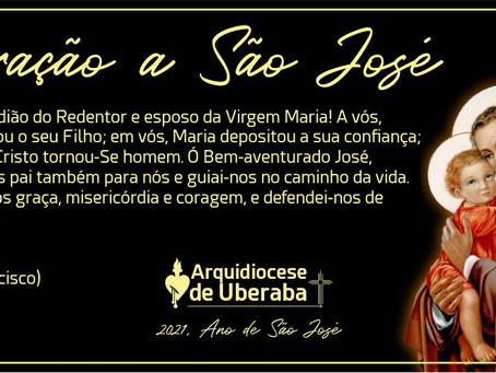 Paróquias da Arquidiocese de Uberaba celebram São José