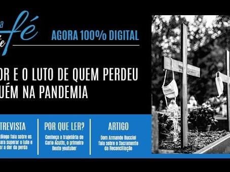 CNBB e Assessoria de Comunicação da CNBB lançam a revista Bote Fé num formato 100% digital