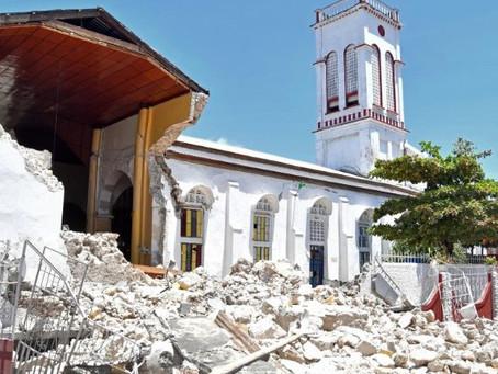 Solidariedade para o Haiti: Francisco próximo das vítimas do terremoto