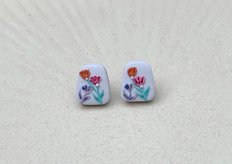 Fleur Studs