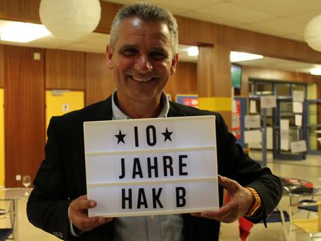 10 Jahre kostenlos zu HAK-Matura  in der Abendschule für Erwachsene