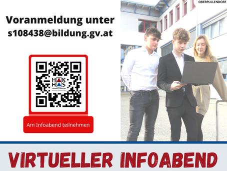 Virtueller Infoabend