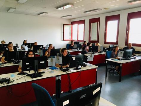 """HAK/HAS Oberpullendorf optimiert Voraussetzungen für """"Distance Learning"""" weiter"""