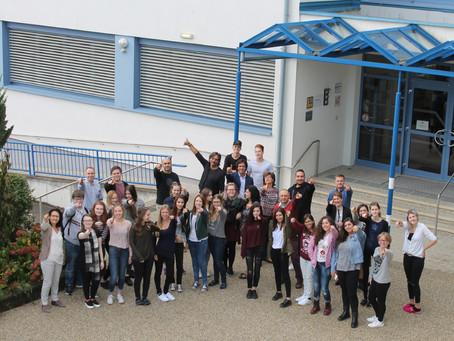 Erasmus+ meeting in Oberpullendorf