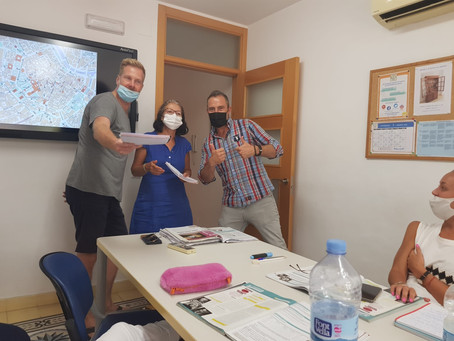 Lehrer-Fortbildungen im Sommer mit ERASMUS+