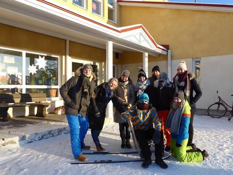 "Wahrhaft ""coole"" Tage in Finnland"