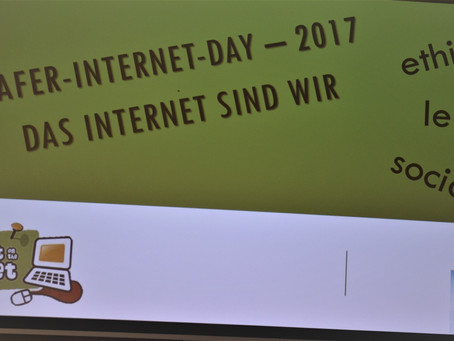 Safer Internet Day 2017 – Das Internet sind wir
