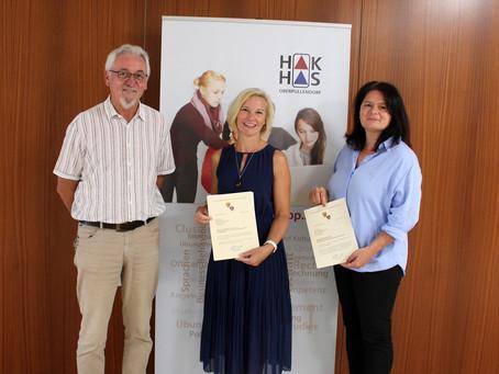 BHAK/BHAS Oberpullendorf: neue Leitung – bewährte Ausbildungsqualität