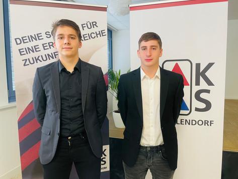 Lukas Pretsch neuer Schulsprecher