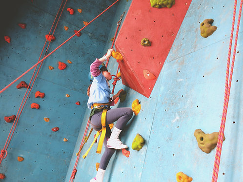 Parent and Child Climbing 50% deposit