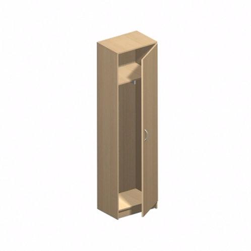 Шкаф для одежды однодверный
