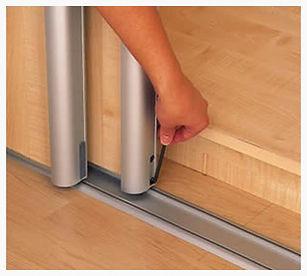 Двери-купе для шкафа