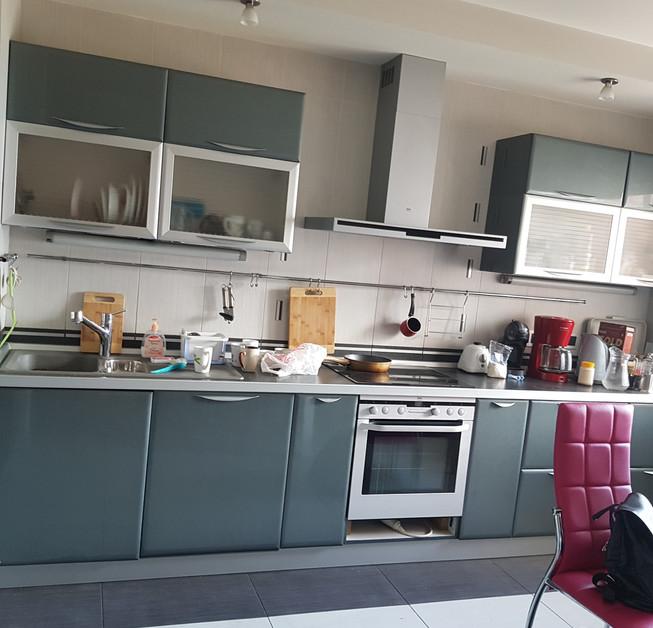Ремонт кухни в Красноярске