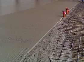 заливка бетонного пола в Красноярске